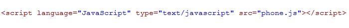 htmlcodeforjavaemailaddress